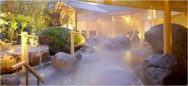 自宅で温泉効果
