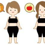 女性の中年太りでお腹ぽっこり解消ダイエットは和食の食習慣がじりじりと効果